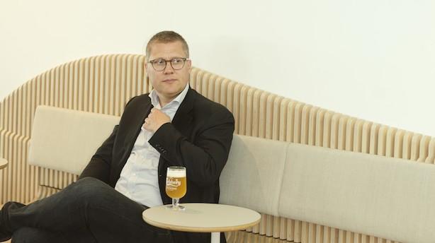 Carlsberg vokser igen på hjemmebanen