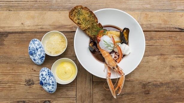 Prægtig frokost i et lækkert hjørne af Sønderjylland