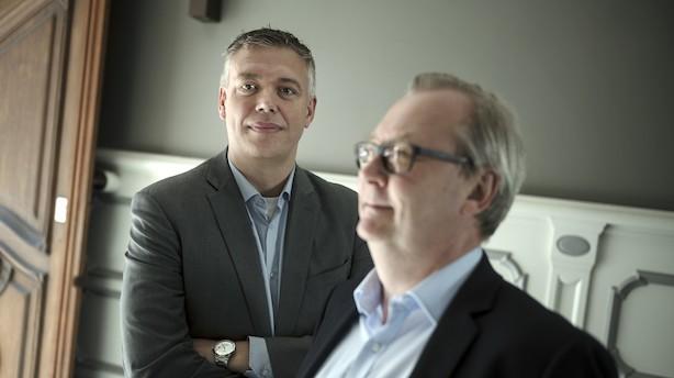 Bankers nye platform kan fortære Nets' guldæg