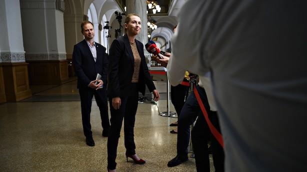 Fire partier forhandler, de vil alle øge danskernes skat med milliarder - og her er det, de allerede er enige om