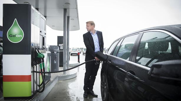 Rigmands benzinselskab øger antal tankstationer