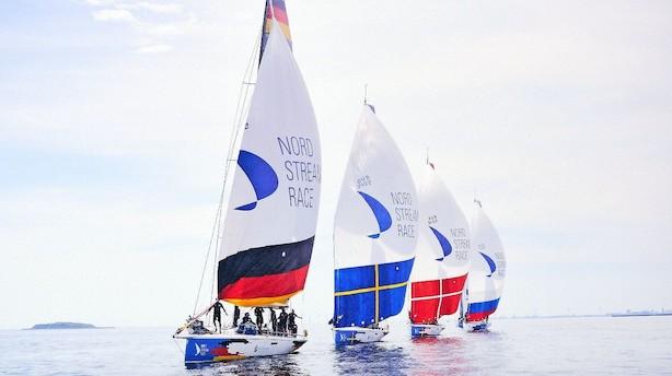 Rolls-Royce-race på Østersøen
