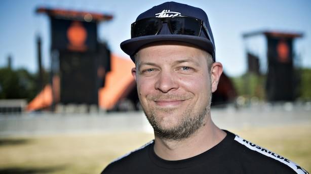 "Roskilde Festivals musikchef: ""Det handler ikke kun om underholdning"""