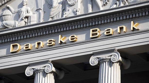Investorer lukker øjnene for flere møgsager og køber Danske Bank