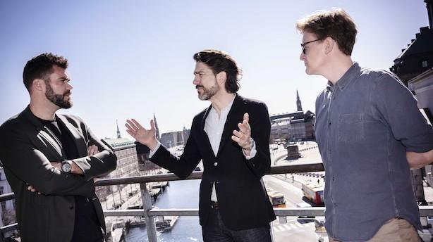 """Morten Strunge henter millioner til podcast-sats: """"Dem, vi er oppe imod, er store globale spillere"""""""