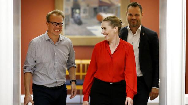 Børsen mener: Hovsa, nu har Danmark fået en vicestatsminister