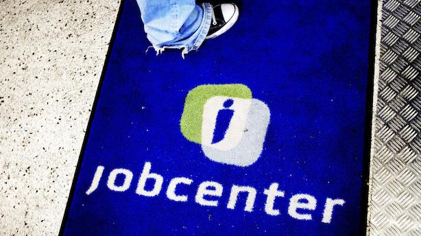 Jobsøgende skal se længere efter nye stillinger - virksomheder er nervøse