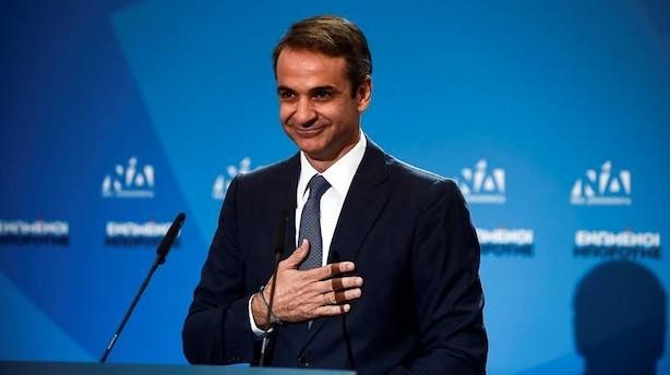 Niels Lunde: Ny leder i Grækenland men ingen handlefrihed