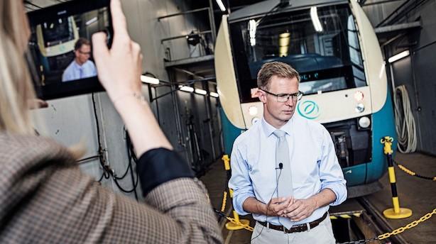 Radikale er klar til at droppe udskældt togbane - magtskifte kaster Billundbanen op i luften