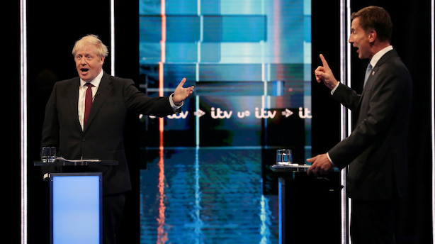 Børsen mener: Tænk, at Boris Johnson kan blive premierminister