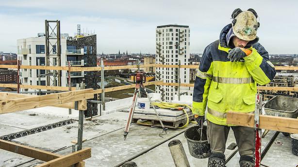 Efterlyses: Mod til forandring i byggeriet