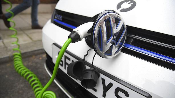 Milliardbøder bag eksplosion i nye elbiler