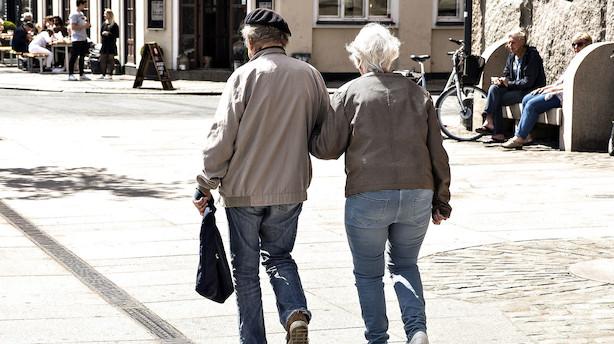 Debat: Lad ikke ungdommen i dag blive den første uden en værdig alderdom