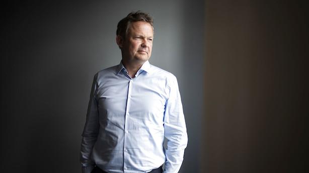 """Finans Danmark-direktør: Ikke sundt med så lave renter i så lang tid - minusrenter er et """"dræn"""" på indtjeningen, men frygt for omdømmetæsk får banker til fortsat at give private 0 pct. i rente"""