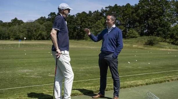 """Golfklub trodser tendensen og skaber medlemsvækst: """"Havde jeg forventet, at medlemstallet ville stige med over 250? Ikke i mine vildeste drømme"""""""
