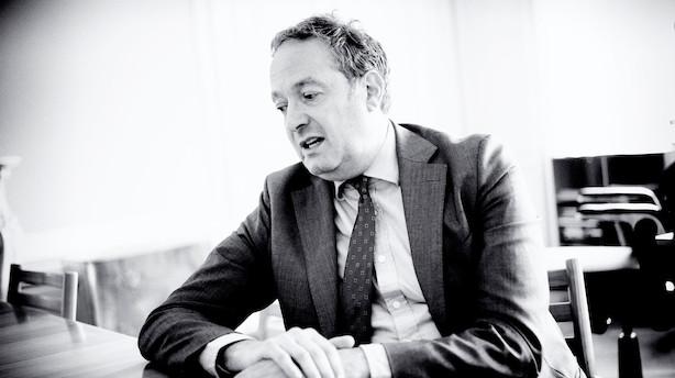 """Negativ rente tvinger Nordea og Danske Bank til at sadle om: """"Det er en udfordring, som gode banker er i stand til tackle"""""""
