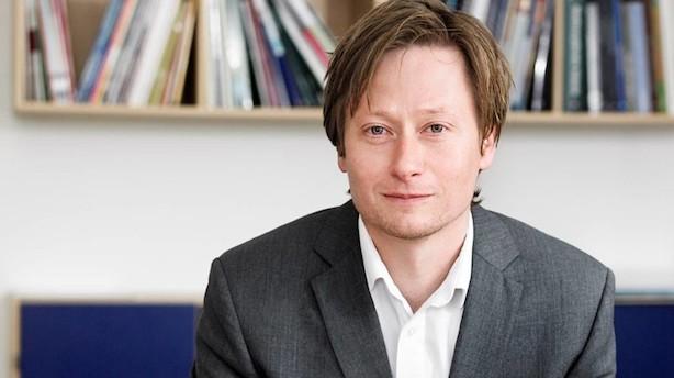 Erik Bjørsted: Vækst er forudsætningen for grøn omstilling