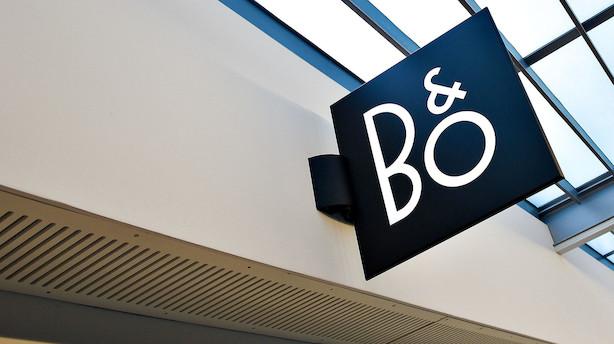 """Tre bestyrelsesmedlemmer forlader B&O: """"En meget tidskrævende post"""""""