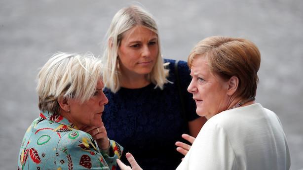 Børsen mener: Underkend ikke Danmarks rolle som aktiv søfartsnation