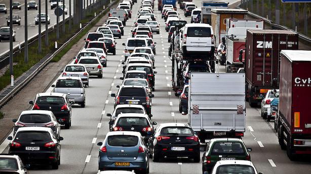Debat: Dansk vejskat vil skade turismen
