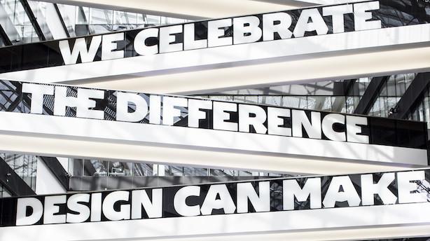 Kronik: Design er afgørende for Danmarks fremtid