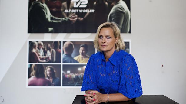 """Ny TV2-topchef: """"Jeg har ikke haft en karriereplan eller en ambition om at skulle højere op i hierarkiet og slet ikke ende som adm. direktør"""""""
