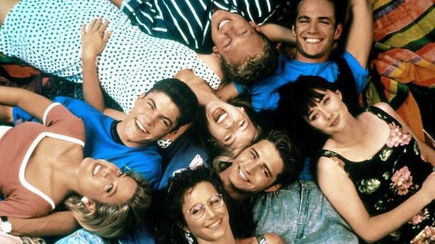 Nostalgiens tv-tidsalder: Serierne fra 80'erne og 90'erne vender tilbage