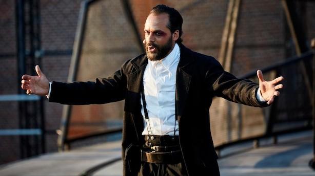 Shakespeare fanget i en blindgyde