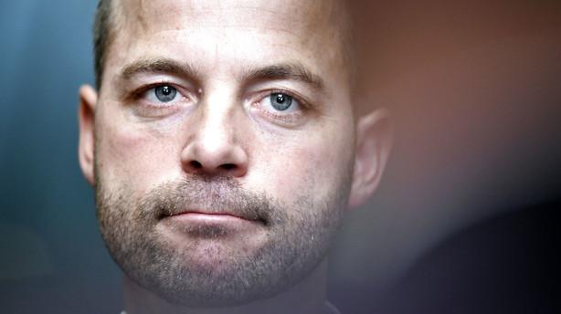 """Østergaard med markant jobkrav til S: """"Det er en forudsætning for at kunne indgå en finanslov med os"""""""