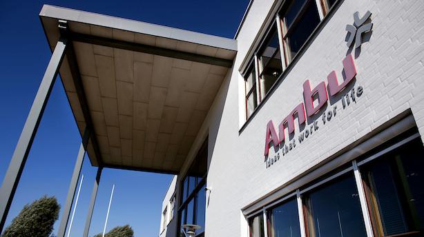 Ministerium: Ambu-ledelse løj om produkters oprindelse