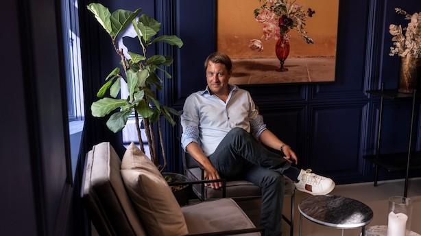 It-millionær i nyt iværksættereventyr – vil være brillebranchens svar på Zara