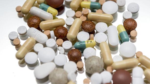 Medicinalaktie skaber børseufori - er steget 215 pct på et år