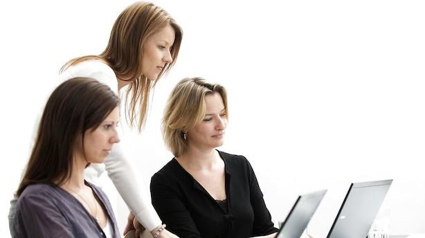 Kronik: De mange myter om kvindelige ledere skal til livs