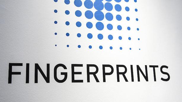 """Fingerprint-aktien kravler tilbage efter vild nedtur: """"Det har været det mest vanvittige, jeg har oplevet"""""""