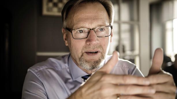 Analyse: Anders Dams blide rentehug