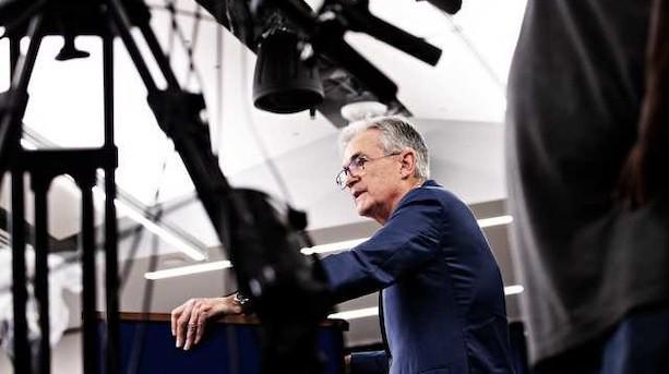 Powells vigtige tale i fokus: Risiko for blodbad på aktiemarkederne