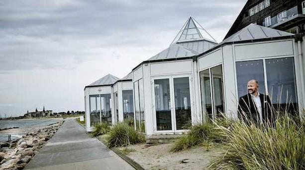 Badehotel i millionsalg: Svensk investor tilbød sig