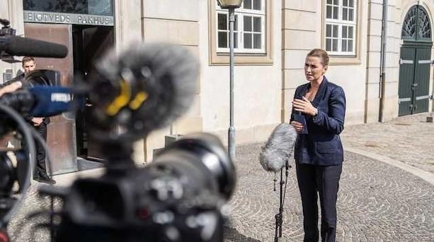 Helle Ib: Statsministerens fine streg i indlandsisen