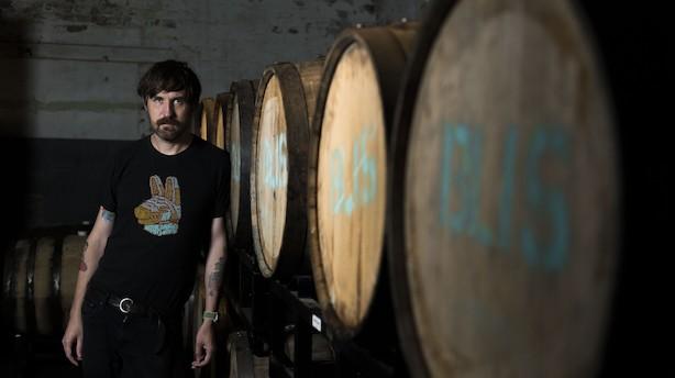 """Danske Evil Twin vil sælge øl for hele New York: """"Ølbranchen er blevet for kedelig"""""""
