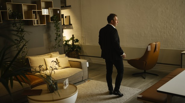 "Resultatet er trykket i Lars Larsen-familiens Bolia: ""Store investeringer ses selvfølgelig på bundlinjen"""