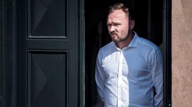 Bjarne Corydon: Sæt substans på klimapolitikken, Dan Jørgensen