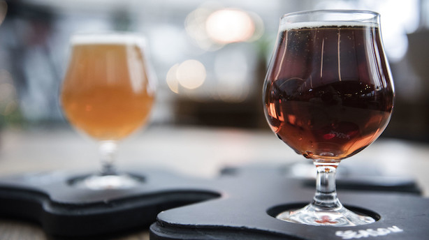 Specialøl skaber drømmeformel for bryggeriaktier der stormer op