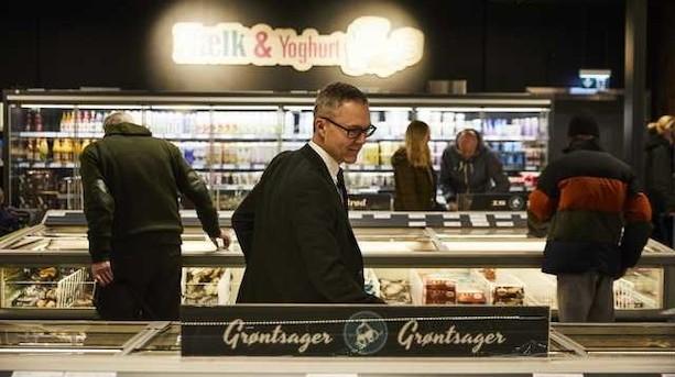 Niels Lunde: Dagligvarehandlen begynder at røre på sig
