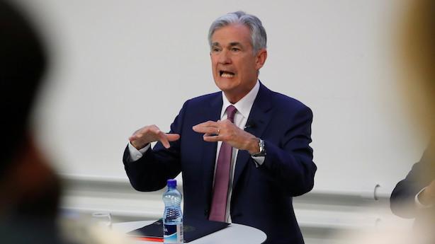 Ugen der kommer: Powell starter serie af rentenedsættelser