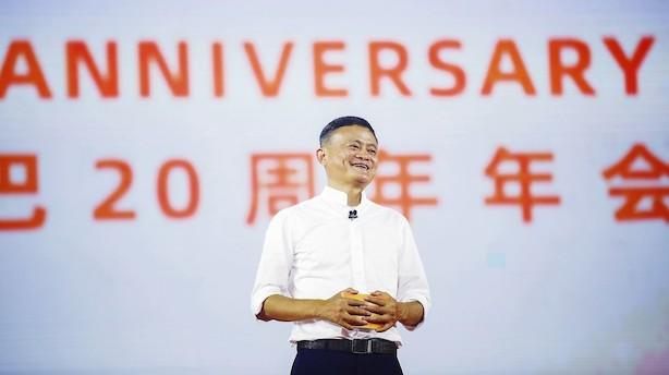 Niels Lunde: Ti råd fra Kinas største iværksætter