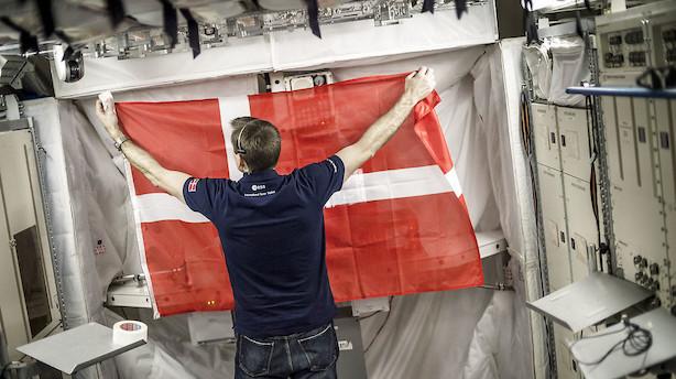 Debat: Danmark har muligheden for at blive Europas førende rumnation - grib den