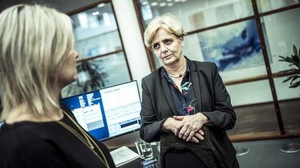 Karen Frøsig har indtil videre vundet en dramatisk magtkamp med sin egen formand og næstformand