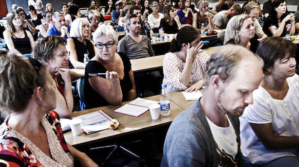 Debat: Danmark misser stort vækstpotentiale, hvis ikke der investeres i efteruddannelse