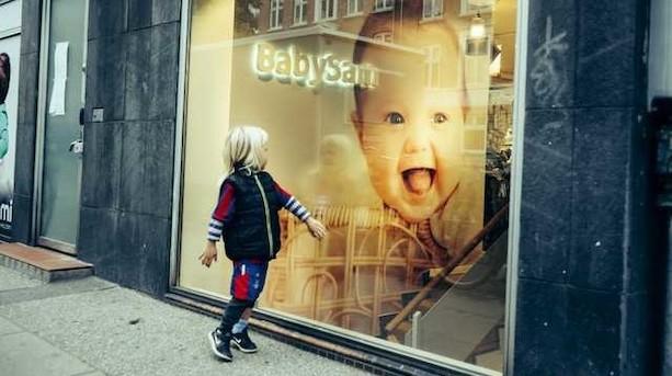 Detailbranche i knæ: Salg af Babysam vakler