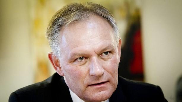 Opkøbsspekulationer gav vildt kurshop til Vestjysk Bank